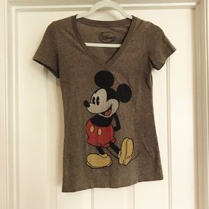 Authentic Disney Mickey Mouse T-shirt